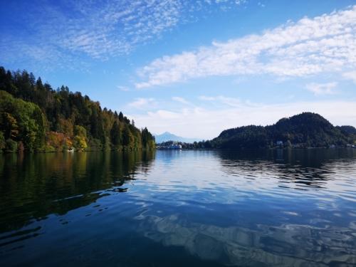 Blejsko jezero 2020
